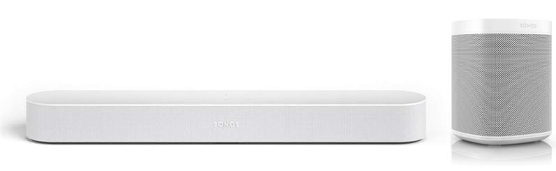 Sonos beam sonos one