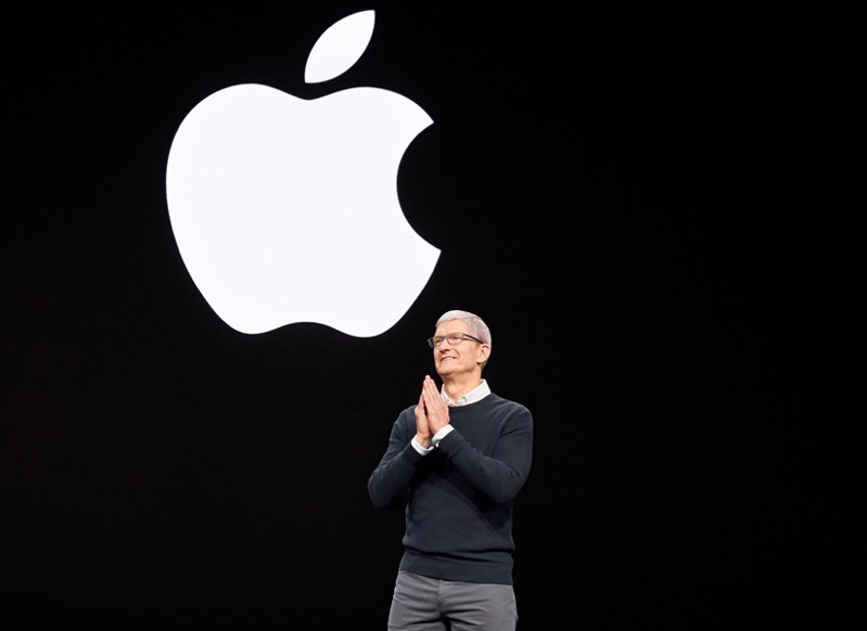 Tim cook keynote march 2019