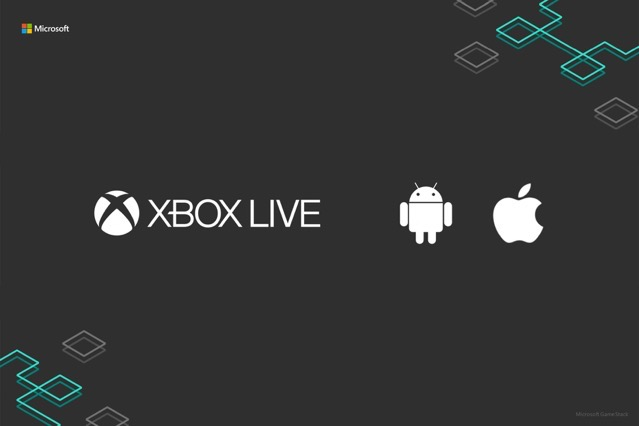 Microsoft is bringing Xbox Live to mobile games on iOS and Android