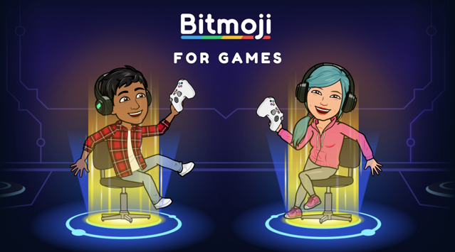 Bitmoji For Games SDK