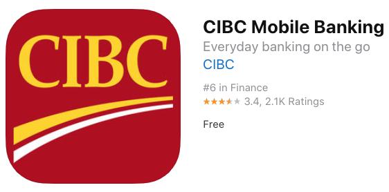 Cibc mobile banking ios