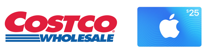 Costco itunes cards sale