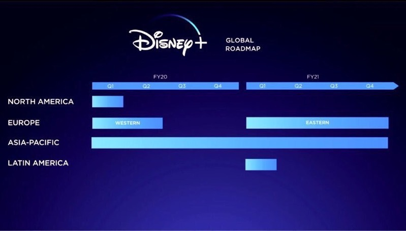 Le lancement de Disney+ - Page 3 Disney-plus-worldwide-launch