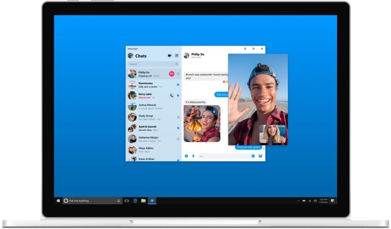 Facebook messenger mac windows