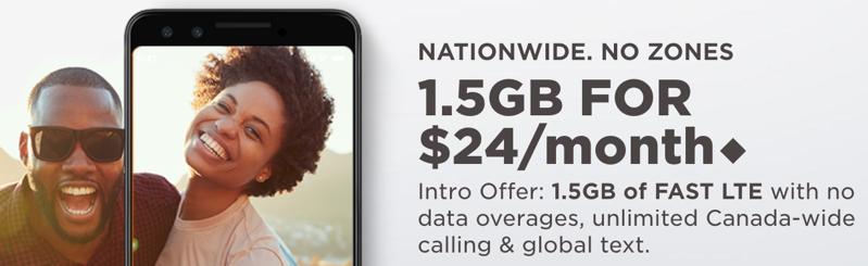 Freedom mobile prepaid plans