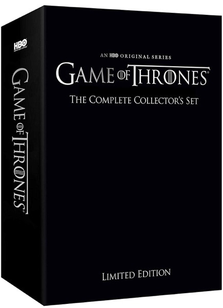 Game of thrones boxset seasons 1 8