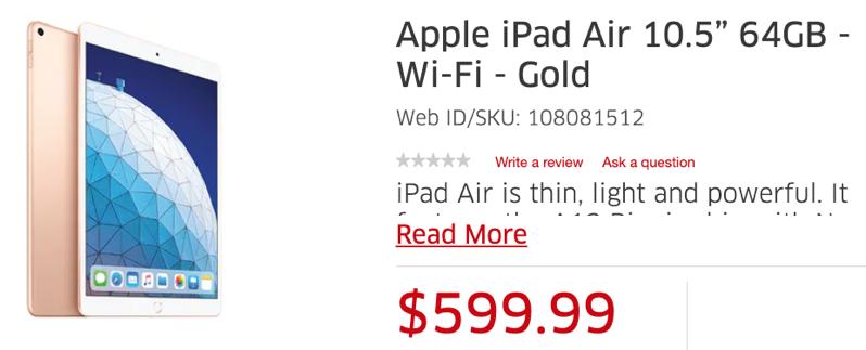 Ipad air 10 5 sale the source