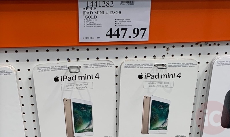 Ipad mini 4 costco