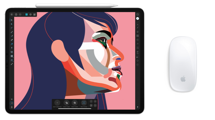 iOS 13, iPad, Apple Pencil