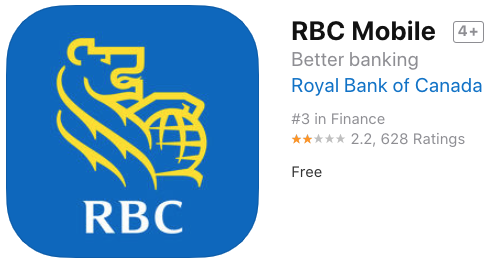 Rbc mobile ios