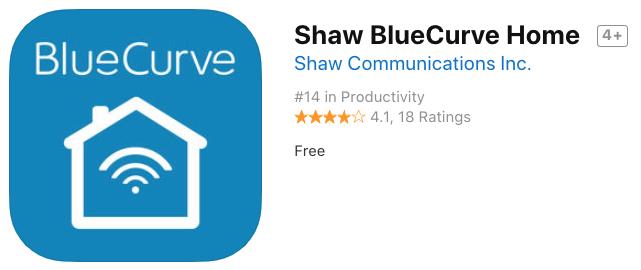 Shaw bluecurve