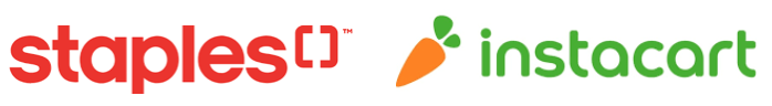 Staple instacart logo