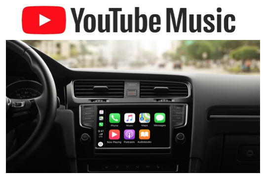 Youtube music carplay