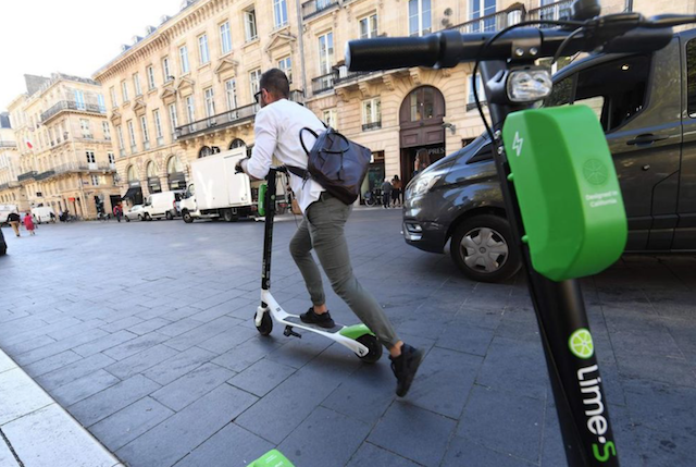 Lime in Talks to Bring its E-Scooter Rental Service to Victoria - iPhone in Canada