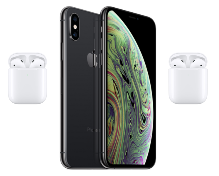 Airpods dual bluetooth iphone