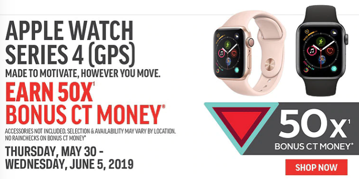 Apple watch series 4 sport chek