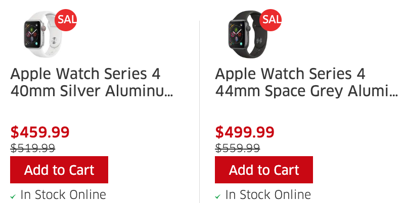Apple watch series 4 the source