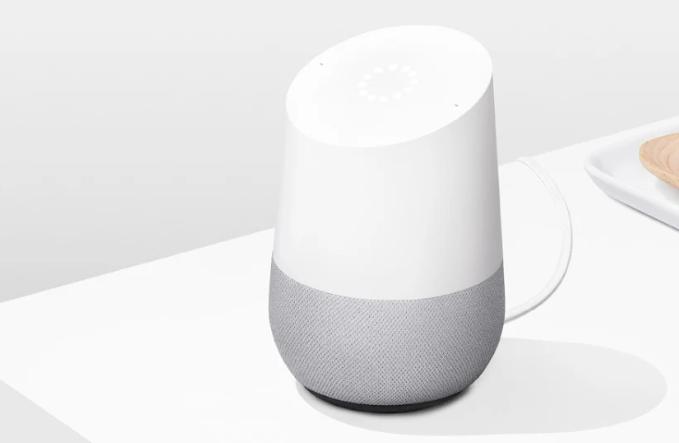 Google home speaker canada