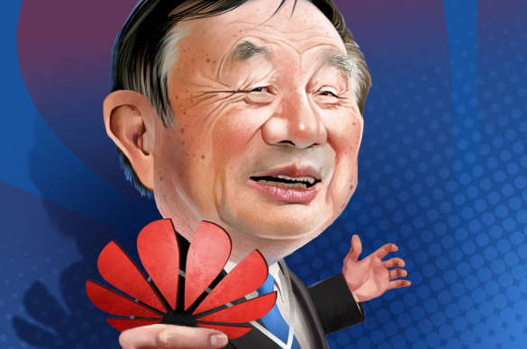 Huawei CEO Reveals His Family Members Use iPhones and MacBooks