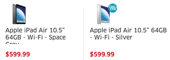 Top Friday Deals: $50 Off iPad Air, TVs on Sale, 20% Off NOMAD and More [Roundup]
