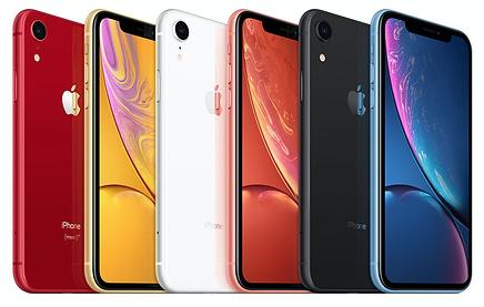 Iphone xr 2018