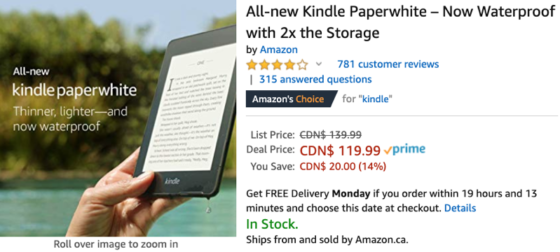 Amazon Mother?s Day Deals: Kindle E-Readers, Echo Speakers
