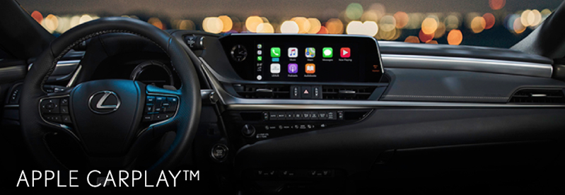 Lexus apple carplay