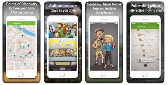 ?Tripvia? App Promises to Make Road Trips More Engaging for Canadians