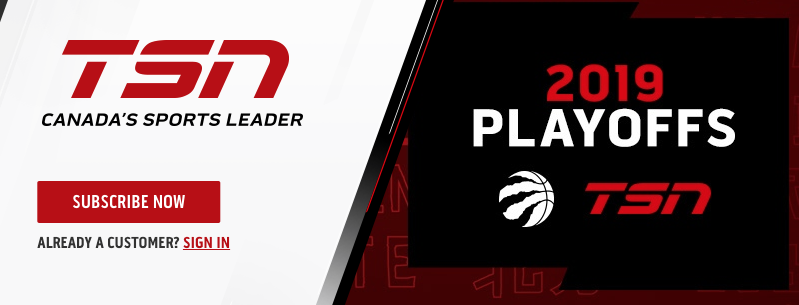 Tsn 2019 nba playoffs