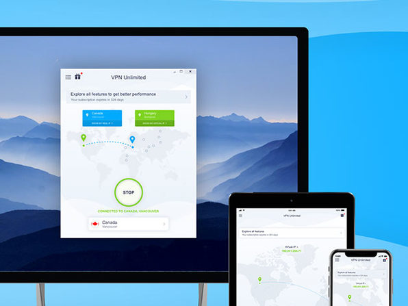 Vpn unlimited sale