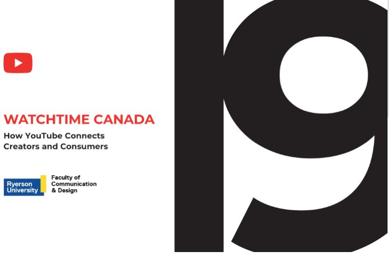 Watchtime canada report 2019