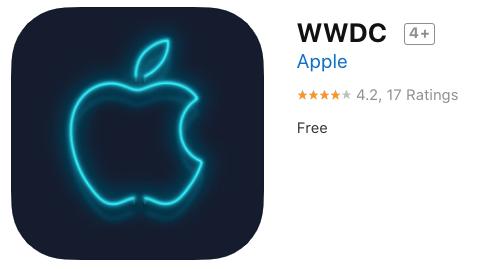 Wwdc app ios