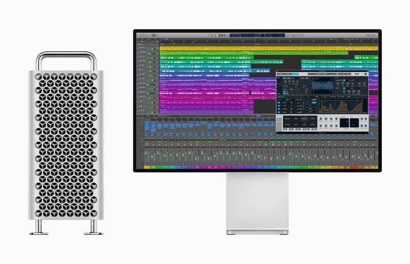Apple Logic Pro X Mac Pro Display Pro 06132019 big jpg large