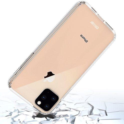 Olixar ExoShield Clear iPhone 11 Max drop