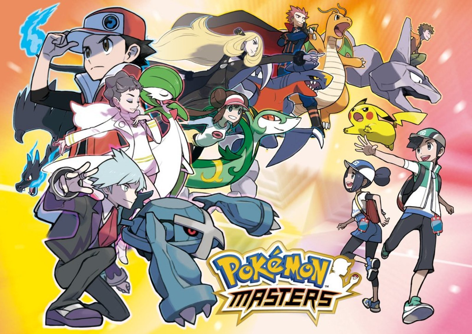 Upcoming 'Pokémon Masters' Mobile Game Set to Release This Summer