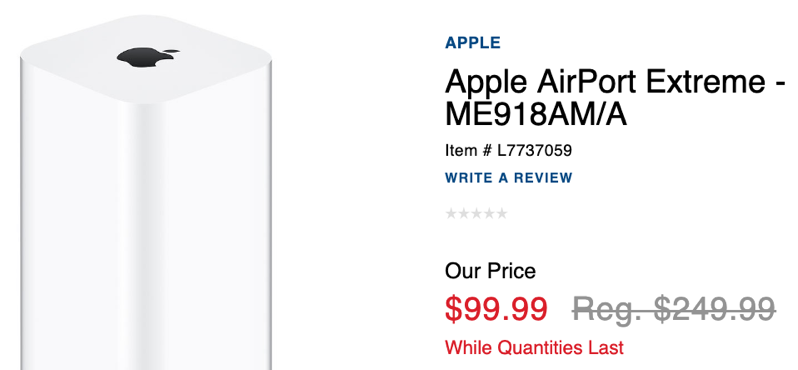 Airport extreme $99