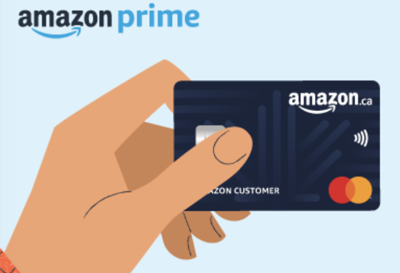 Amazon Canada Launches Rewards Mastercard with 5% Back Intro Offer [u]