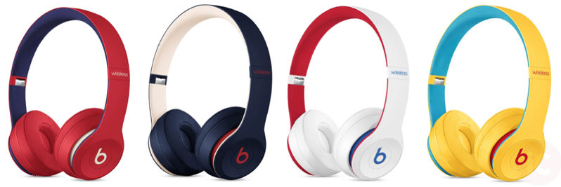 Beats club collection colours