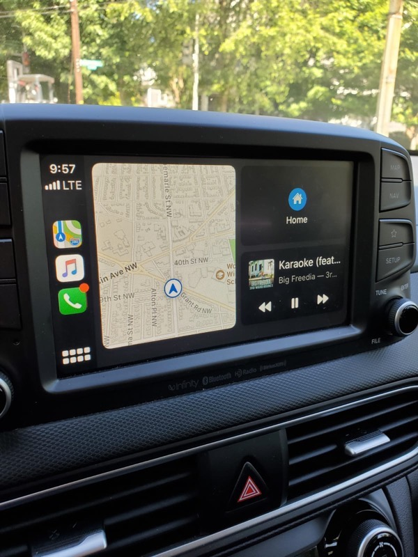 Here's CarPlay in iOS 13 with its New Homescreen and Dynamic