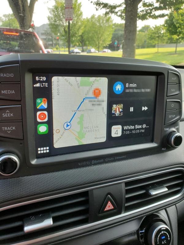 Carplay ios 13 google maps
