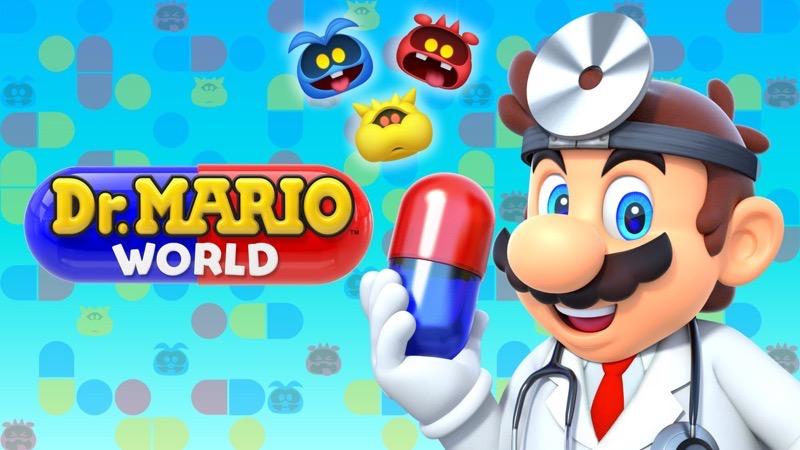 Dr mario world ios canada