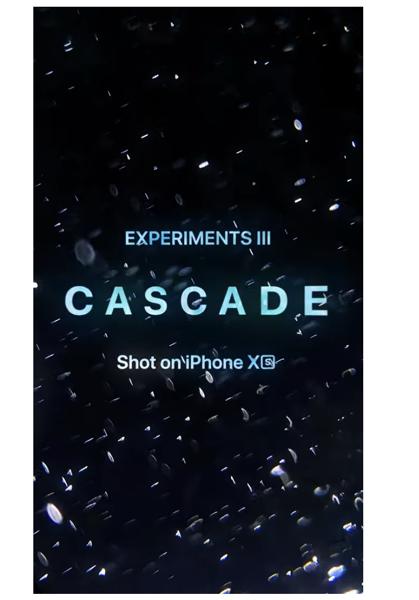 Experiements III shot on iphone xs