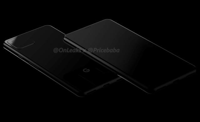 Google pixel 4 onleaks 2