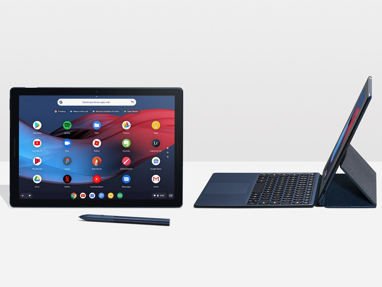 Swell Google Abandons Plans For Future Chrome Os Tablets Kills Beutiful Home Inspiration Semekurdistantinfo