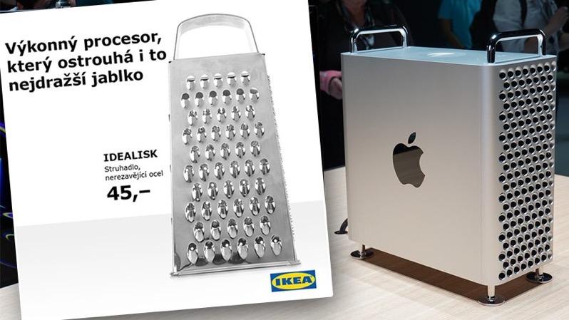 Ikea cheese grater mac pro