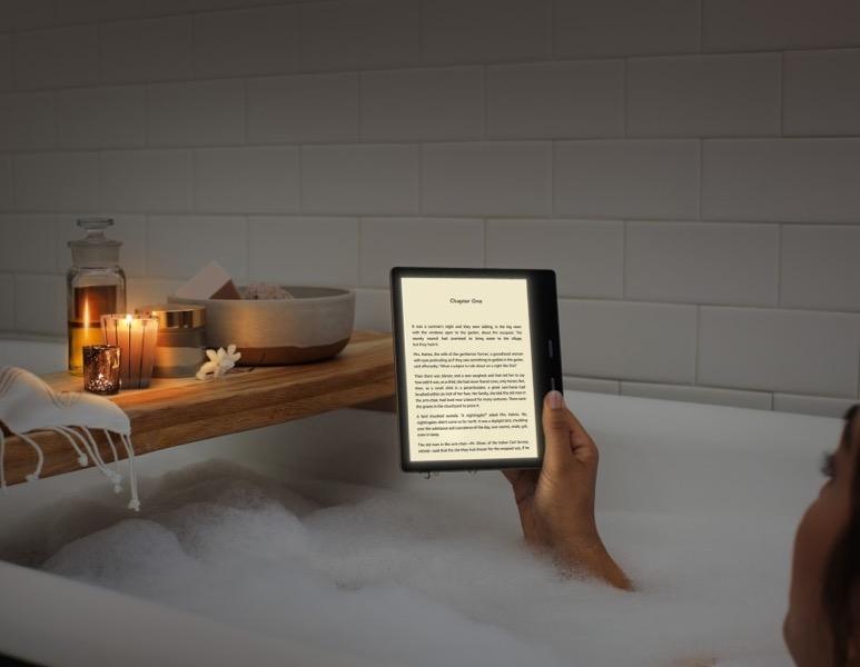 Kindle oasis new
