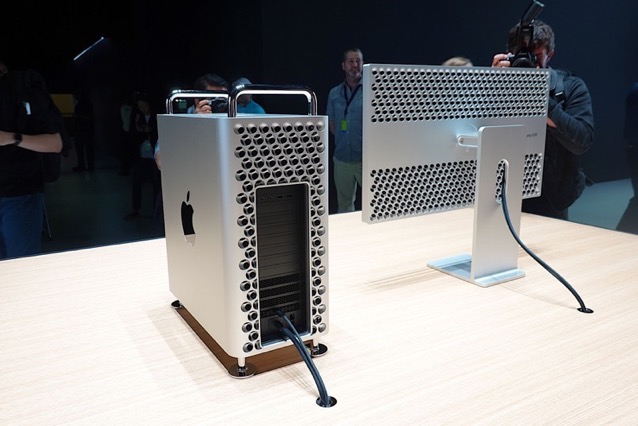 Find Out How Well Apple's New Mac Pro Can Grate Cheese [VIDEO]