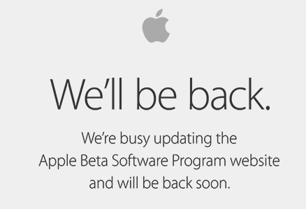 Public beta program