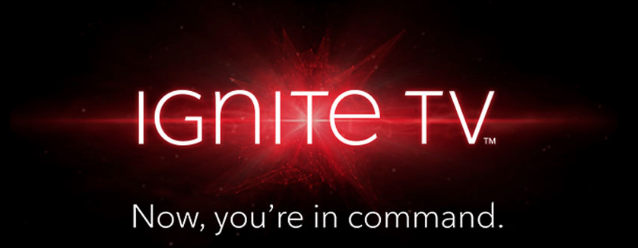 Rogers ignite tv logo