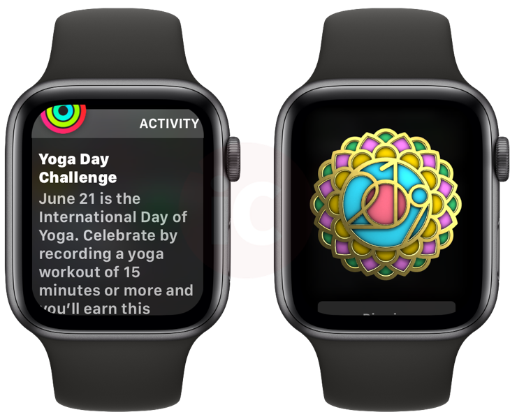 Yoga day challenge
